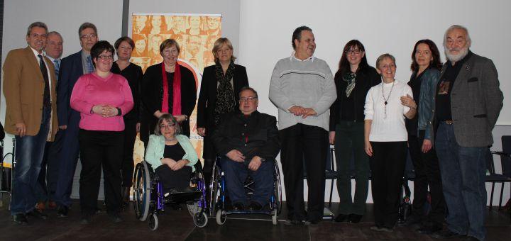 Gruppenbild der Mitglieder des NÖ MTA sowie Landesrätin Mag.a Barbara Schwarz