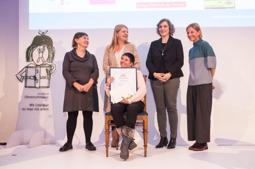 Foto der Ohrenschmaus Preisverleihung 2016