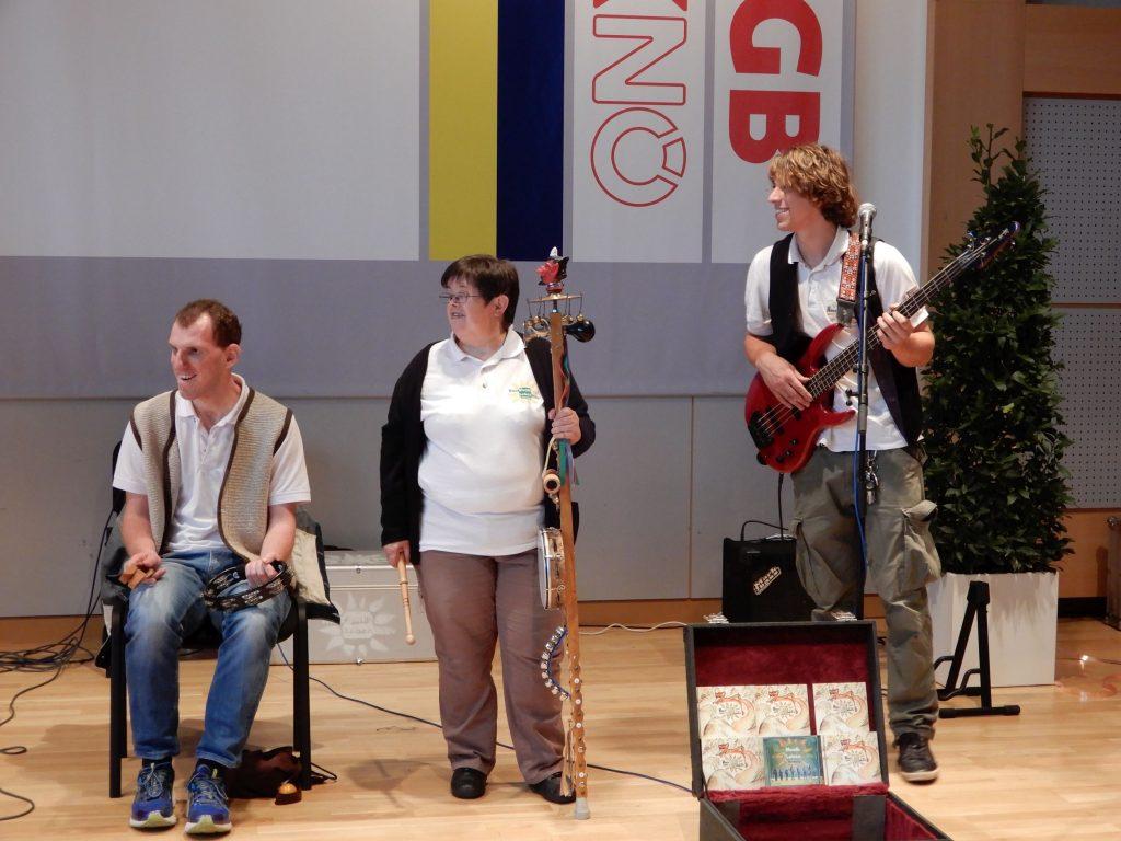 Hausmusik der Lebenshilfe Hartberg
